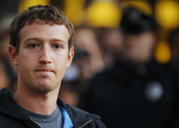 El salario de Mark Zuckerberg en 2013 fue de sólo un dólar