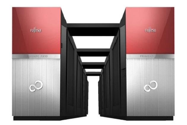 Fujitsu PRIMEHPC FX10