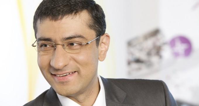 Rajeev Suri, primer CEO de Nokia tras su unión con Microsoft