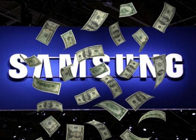 Samsung prevé un descenso de su beneficio del primer trimestre