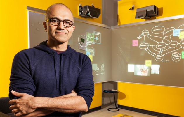 """Satya Nadella: """"Queremos que Microsoft sea omnipresente"""""""