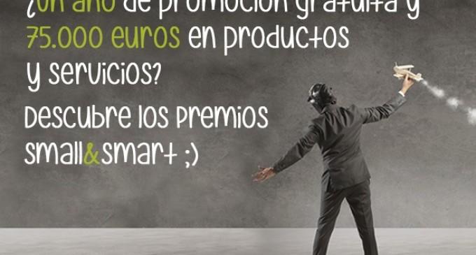 """MuyPymes convoca la I edición de los premios """"Small&Smart"""""""