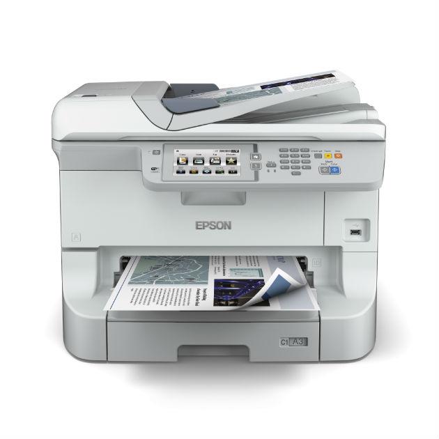Impresoras profesionales de Epson con tecnología PrecisionCore