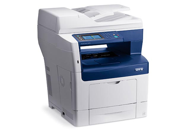 Xerox WorkCentre 3615, análisis