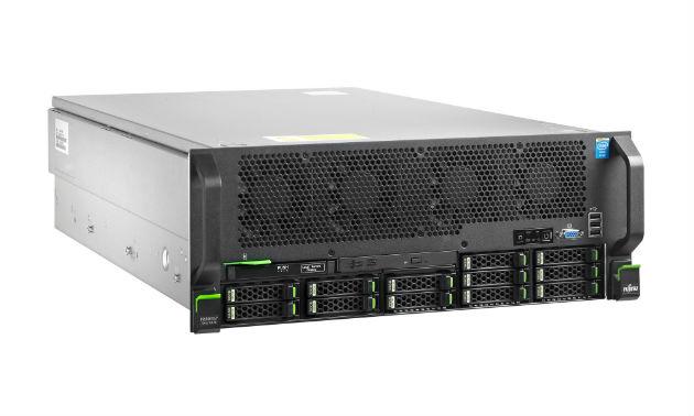 Fujitsu PRIMERGY RX4770 M1: servidor para cubrir las tendencias IT