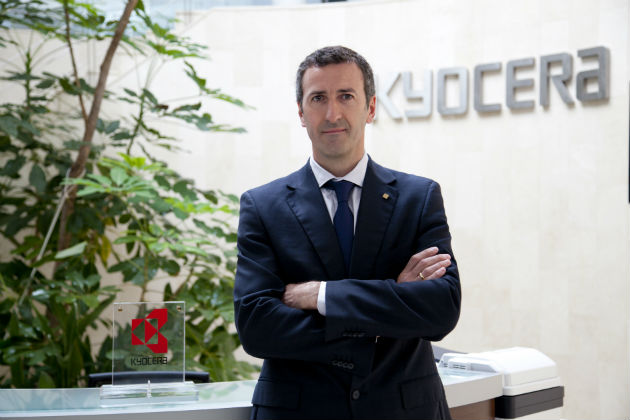 Bruno Alonso, nuevo director de servicios al cliente en Kyocera Document Solution