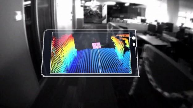 La nueva tableta de Google será capaz de procesar imágenes en 3D