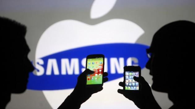Samsung tendrá que pagar a Apple 119,6 millones de dólares