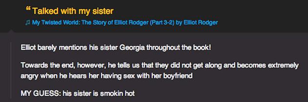El co-fundador de Rap Genius es despedido por sus comentarios sobre el asesino Elliot Rodger