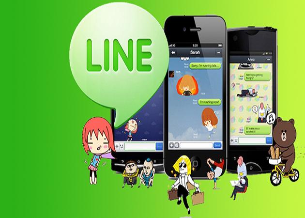 Los ingresos de Line crecen un 19%