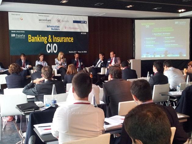 evento CIO banca y seguros