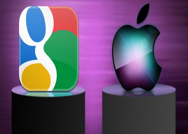 Apple y Google acuerdan el fin definitivo a su guerra de patentes