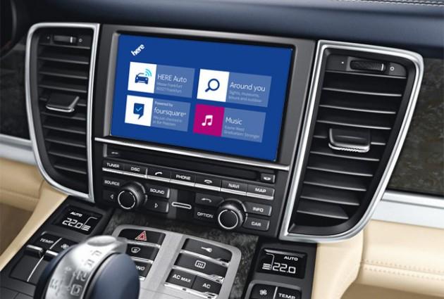 Nokia invierte 100 millones de dólares en tecnología para coches inteligentes
