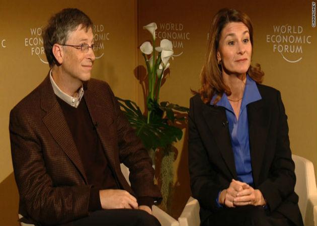 Bill Gates disminuye las donaciones a su propia fundación