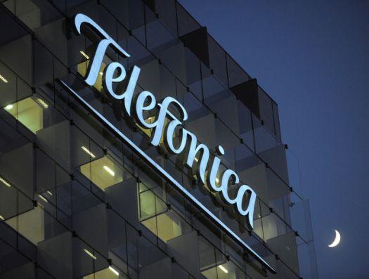 Telefónica sigue reduciendo sus ingresos en España
