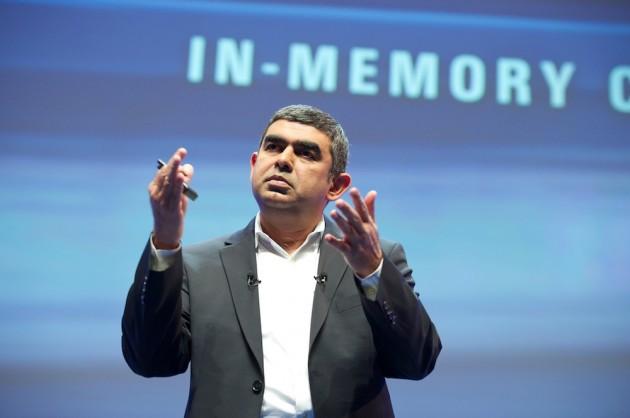 Vishal Sikka, uno de los visionarios de HANA en SAP, renuncia a su cargo