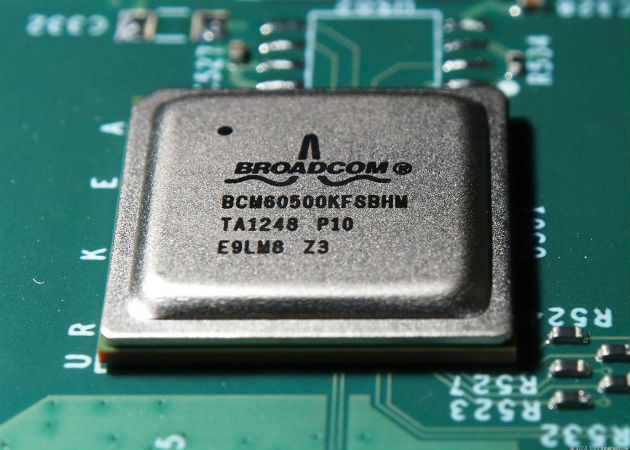 Broadcom pone a la venta su división de módems para dispositivos móviles
