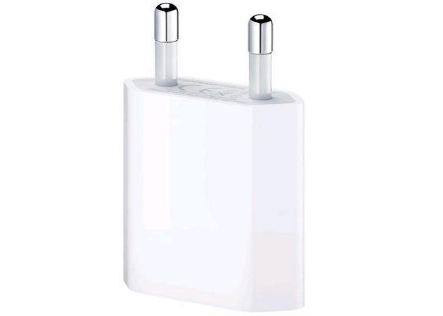 Apple recomienda cambiar el adaptador de 5 W vendido en Europa