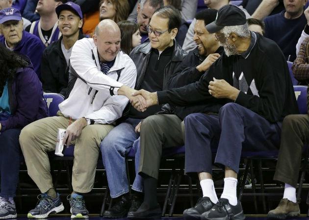 """Steve Ballmer no podrá comprar """"los Clippers"""""""