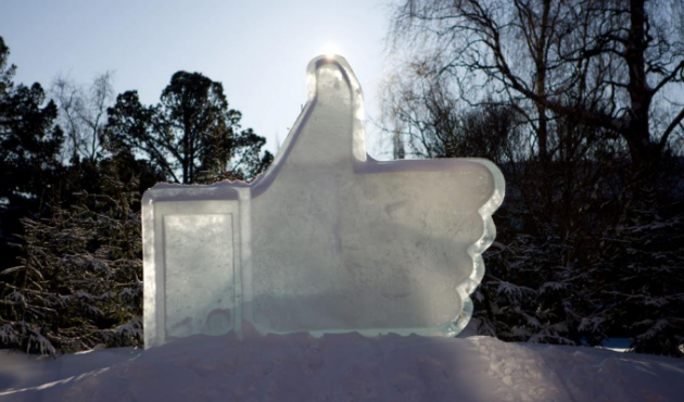 Facebook-Like-Snow