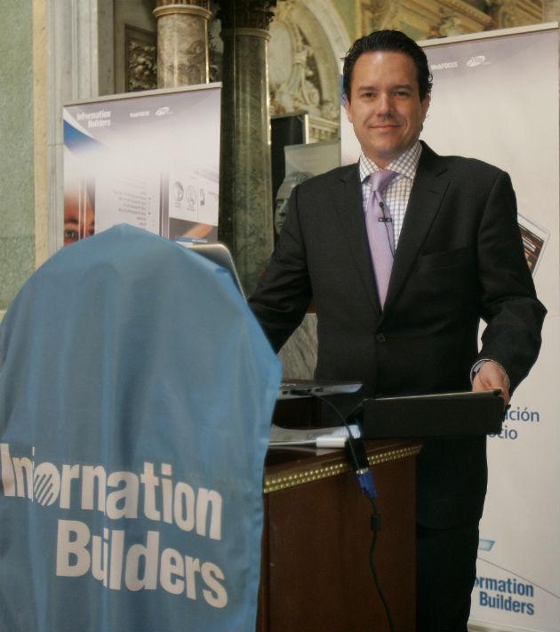Peter O´Grady Director de Marketing de Producto en Information Builders
