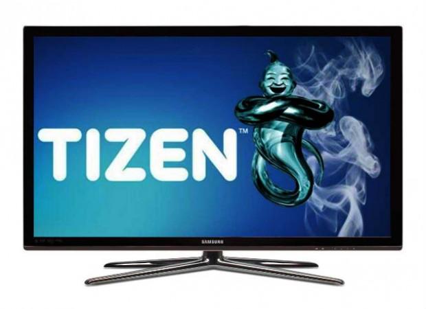 Tizen podría llegar a los televisores