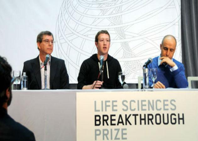 Facebook y Google entregan 15 millones de dólares a matemáticos