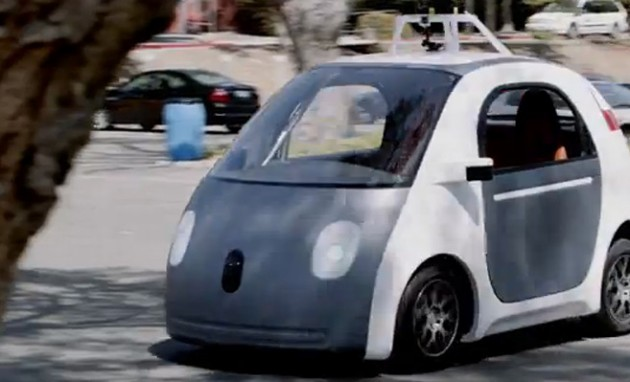 El coche autónomo de Google podría impulsar la industria de la electrónica