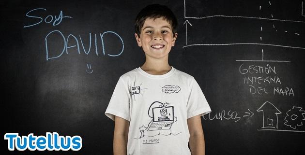 """""""Soy David, enseño a programar en HTML5 y tengo 10 años"""""""