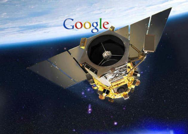 Google invertirá 1.000 millones de dólares en 180 satélites