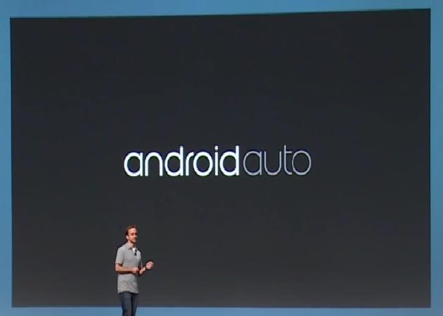 Google anuncia Android Auto