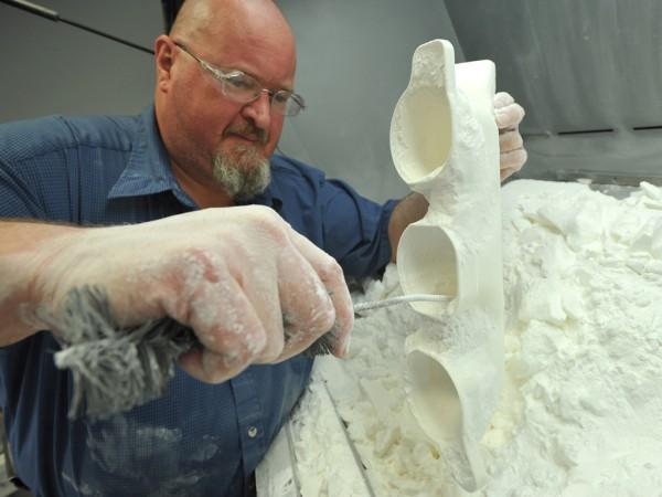Ford, una empresa que ya lleva mucho tiempo trabajando con impresión 3D
