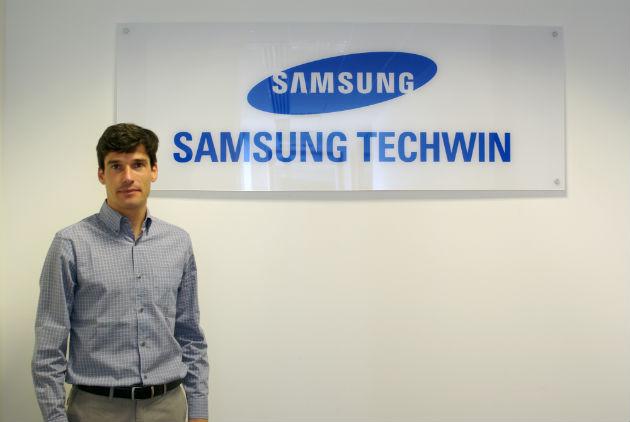 Samsung Techwin nombra a Jorge Gómez como vicepresidente de desarrollo de negocio