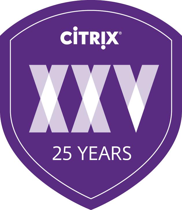 Citrix celebra 25 años en el mundo de la movilidad