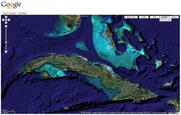 Google promueve el libre acceso a Internet en Cuba