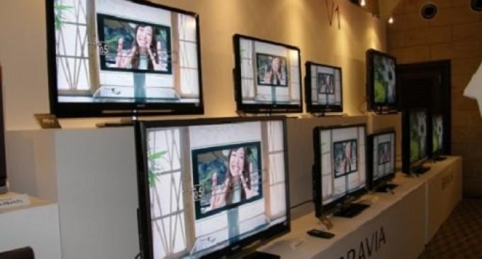 La división de televisores de Sony saldrá de los números rojos este año
