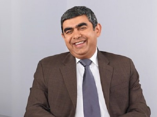 El ex de SAP, Vishal Sikka, se convierte en CEO de Infosys