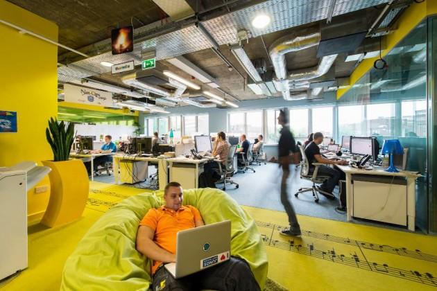 Los trabajadores de Google están seguros de sí mismo y se aislan del mundo real