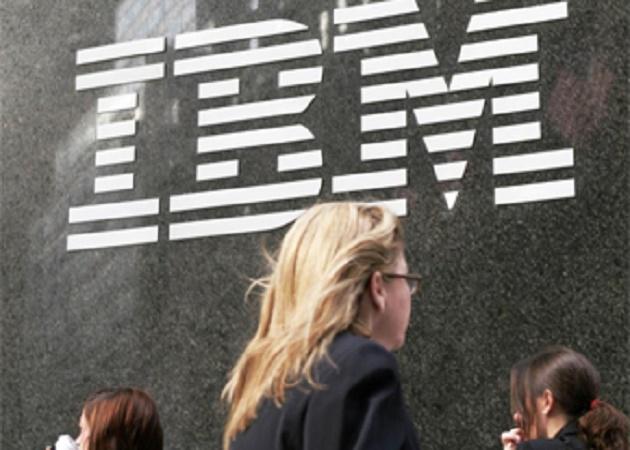 IBM obtuvo en el segundo trimestre un beneficio de 4.137 millones de dólares