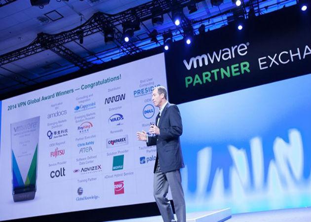 VMware ha firmado una alianza con China Telecom