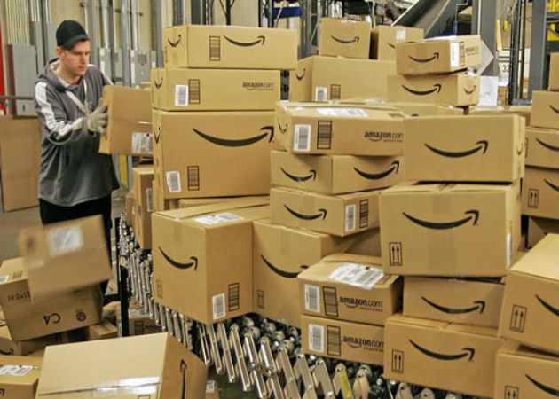 Amazon invertirá en La India 2.000 millones de dólares en un año