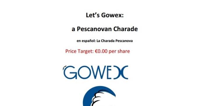Gowex se defiende de Gothan pero la CNMV suspende su cotización en Bolsa