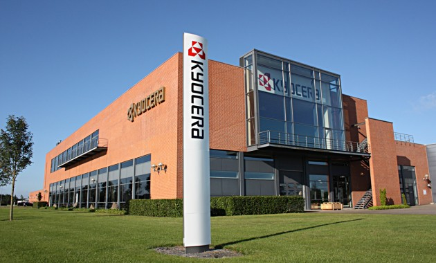 KYOCERA-UNIMERCO-building-Sunds-Denmark