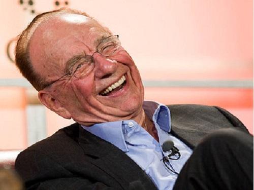 La ambición de Murdoch en el Sun Valley