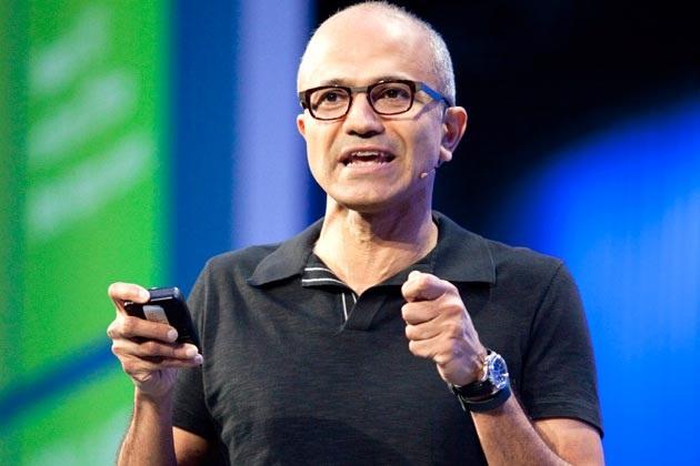 Nadella anuncia que Microsoft se centrará en la productividad
