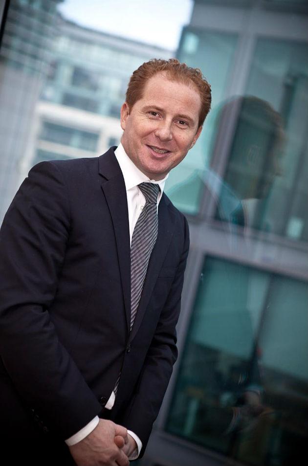 Vodafone nombra a Tony Guerion director de ventas