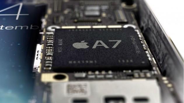 Samsung volverá a fabricar los chips de Apple en 2015