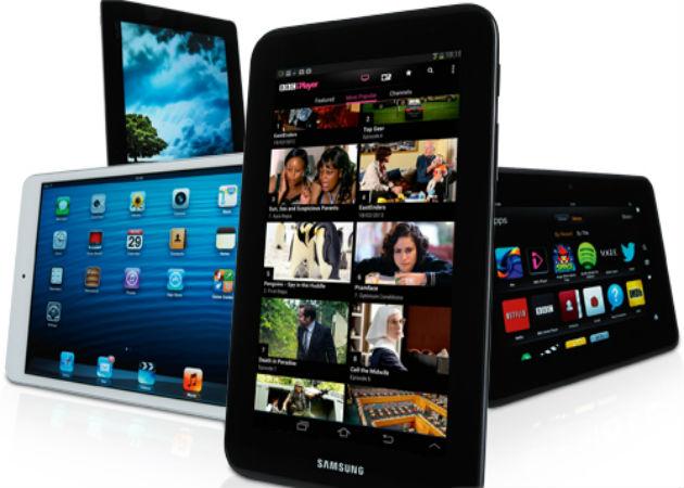 La venta de tablets cae por primera vez en su historia
