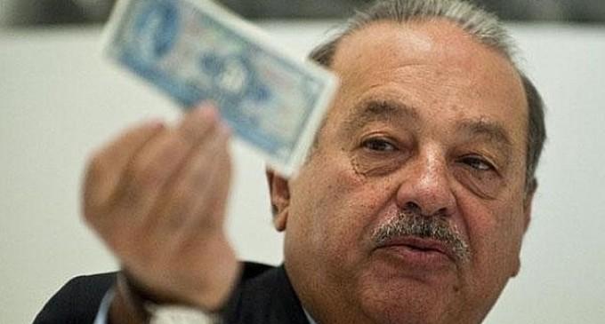 Carlos Slim acepta vender activos de América Móvil