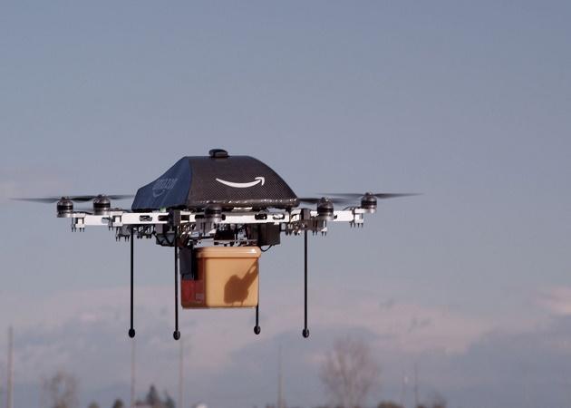 España ya permite el uso de drones con limitaciones